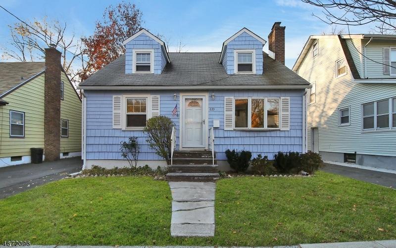 633 Walsh Ave, Orange, NJ, 07050